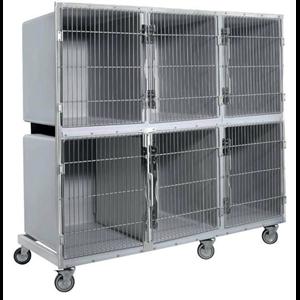 Box hospitalizační pěti až šestimístný, PVC, PVC-6 FOSCHI