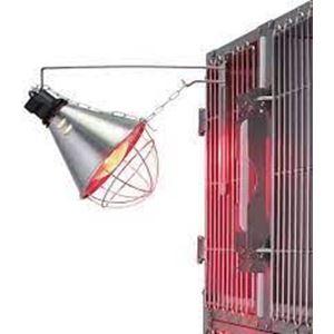 PŘÍSLUŠENSTVÍ: vyhřívací lampa, držák FOSCHI