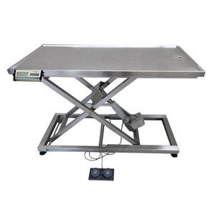 Vyšetřovací elektrický stůl FOSCHI s váhou