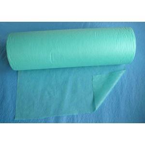 Hygienická podložka v roli zelená