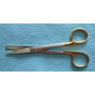 TC operační nůžky ostré/tupé rovné