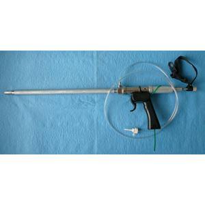 Prodloužený pneumatický injekční automat SERENA